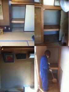 遺品整理宮城仙台@スマイルライフみやぎブログ-仙台市2世帯住宅の遺品整理2
