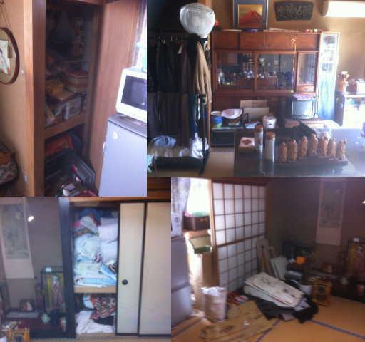 $遺品整理宮城仙台@スマイルライフみやぎブログ-仙台市2世帯住宅の遺品整理