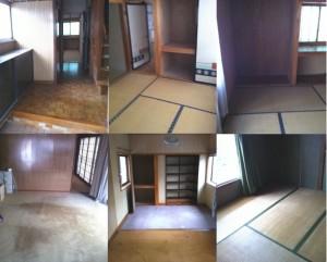 遺品整理@宮城仙台スマイルライフみやぎのブログ-一軒家の遺品整理風景|宮城