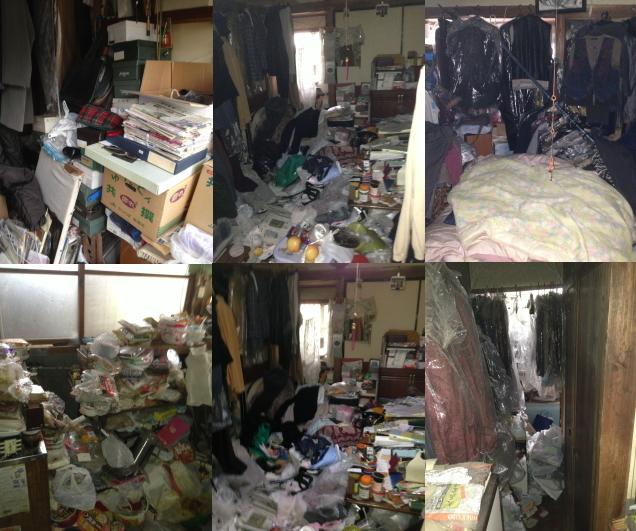 $遺品整理宮城仙台@スマイルライフみやぎブログ-仙台市内の家財整理 20121119