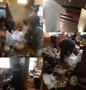 ゴミ屋敷の遺品整理