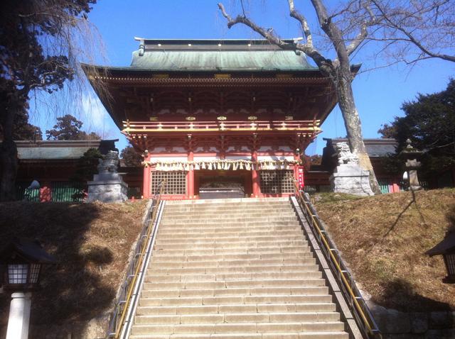 遺品整理@宮城仙台スマイルライフみやぎのブログ-塩竈神社-1