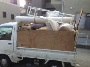 $遺品整理宮城仙台@スマイルライフみやぎブログ-仙台市内の家財整理後の不要品回収-2