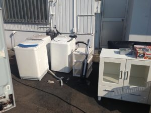 不用品回収・粗大ごみ処分|リサイクルSORAFUNE-1