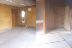 $遺品整理宮城仙台@スマイルライフみやぎブログ-遺品整理後の画像|20120630