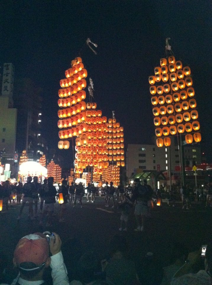 遺品整理宮城仙台@スマイルライフみやぎブログ-秋田竿燈祭り
