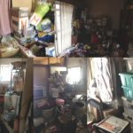 孤立死された部屋の遺品整理