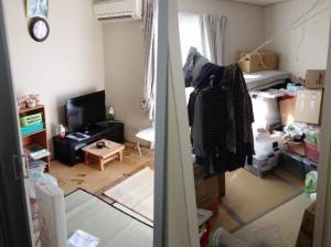 宮城県石巻市の遺品整理|20140206-2