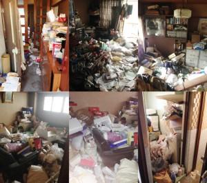 ゴミ屋敷と化した、宮城仙台の遺品整理-20140619-2