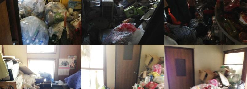 $遺品整理宮城仙台@スマイルライフみやぎブログ-遺品整理作業 宮城県仙台市|20121210-1