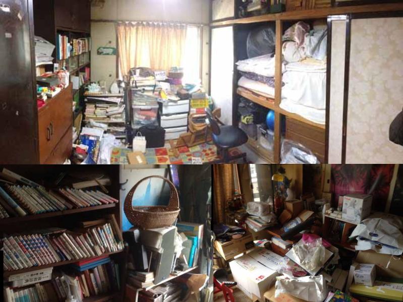 遺品整理作業写真|20141101 (1)|宮城県