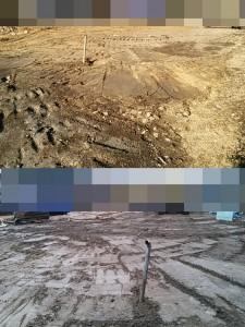 遺品整理後の解体工事|20141213-3