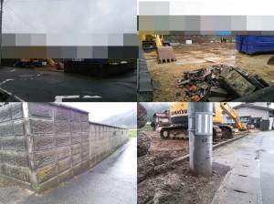 遺品整理後の解体工事|20141213-2