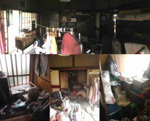 孤独死後の遺品整理|宮城仙台