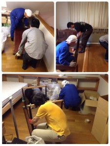 家屋解体に伴う遺品整理&ご供養お焚き上げサポート (3)