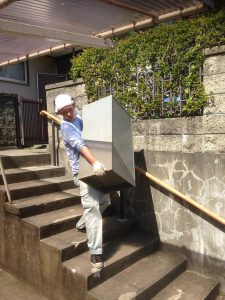 仙台市で家財整理|20150714 (1)