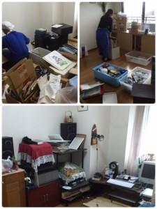 引越しに伴う、家財残置物整理 (2)
