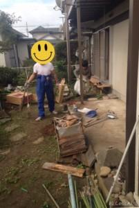 庭の遺品整理|宮城県-3