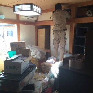 お部屋指定の遺品整理|201512 (6)