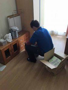 老人ホームでの遺品整理・福祉整理 |宮城仙台の高齢者施設 (1)
