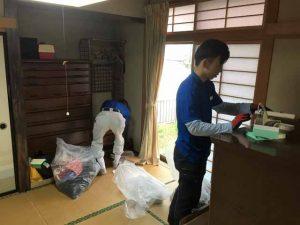 遺品整理作業20160417|宮城県岩沼市 (2)
