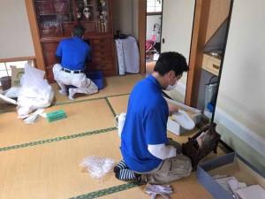 遺品整理作業20160417|宮城県岩沼市 (4)