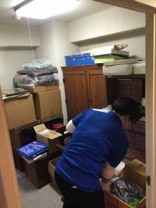 施設入居に伴う家財整理 (2)