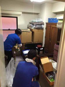 施設入居に伴う家財整理 (3)