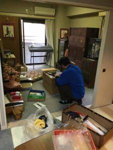 施設入居に伴う家財整理 (4)