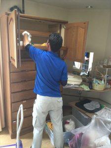 施設の入退去に伴う家財残置物の整理 (2)