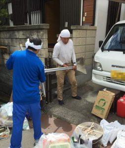 遺品の搬出|宮城仙台の遺品整理スマイルライフみやぎ