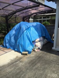 宮城県仙台市で遺品整理 20160902 (1)