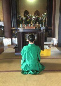 仏壇遺影のご供養お焚き上げサポート