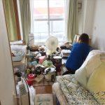 仙台のマンションで一人暮らしだった高齢者様の遺品整理