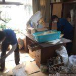「1日で遺品整理作業を行います。」戸建て住宅で遺品整理(宮城県仙台市)
