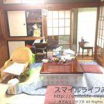 お母様の施設入所に伴い生前整理|仙台市の戸建て住宅で家財整理