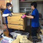 息子さまの遺品整理とハウスクリーニング|宮城県仙台市