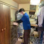 姉の遺品整理|仙台市内の3LDKマンション高層階の部屋で遺品整理