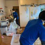 [仙台市内のアパートで1軒丸ごと生前整理]と[高齢者施設で遺品整理]