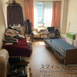 高齢者施設(有料老人ホーム)で遺品整理|宮城県仙台市
