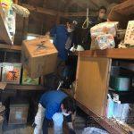 福島県福島市で倉庫・物置の遺品整理