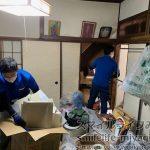 叔父様の遺品整理|仙台市中心部にある戸建て住宅