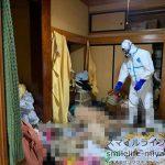 [孤独死]ゴミ屋敷状態の汚部屋で特殊清掃&遺品整理|宮城県塩釜市
