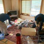 見積りから約2ヶ月お待ち頂き..『お部屋指定の遺品整理』仙台市青葉区にある戸建て住宅