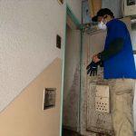 【閲覧注意】特殊清掃・数百匹の害虫(ゴキブリ)駆除|宮城県仙台市